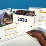Календар хатка перекидний