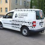 поклейка машин Львів